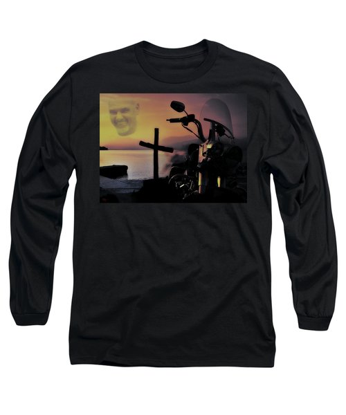 Always Uncle Martin Long Sleeve T-Shirt