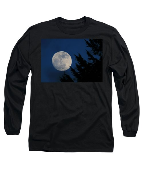 Rising High And Almost Full Long Sleeve T-Shirt
