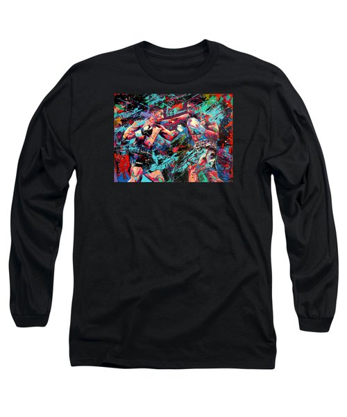 Rivals- Large Work Long Sleeve T-Shirt