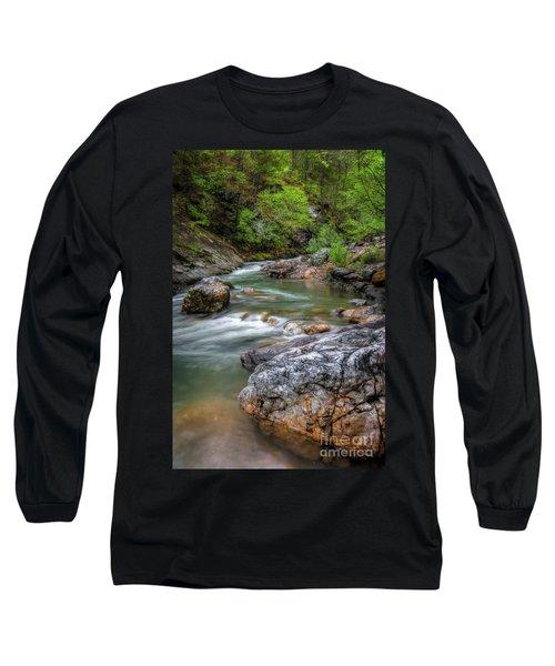 River Beauty Long Sleeve T-Shirt