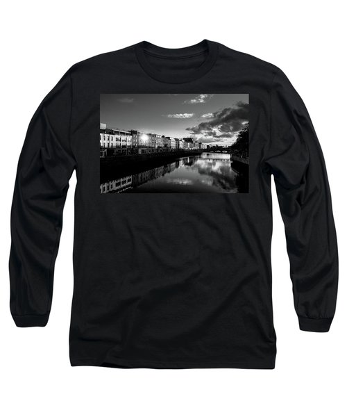 River Liffey Long Sleeve T-Shirt