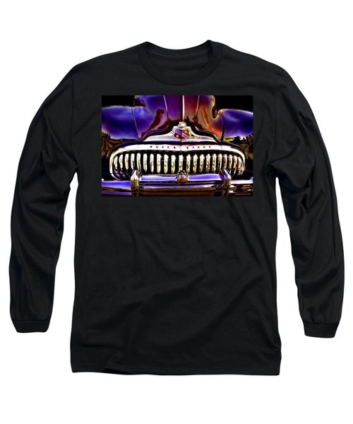 Road Master Long Sleeve T-Shirt by Jerry Golab