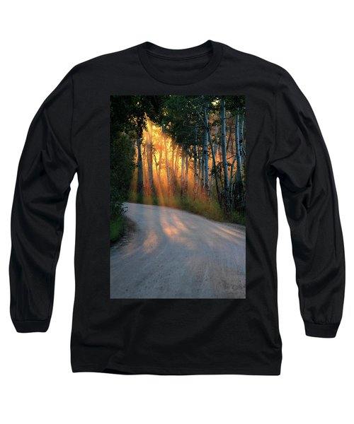 Road Rays Long Sleeve T-Shirt