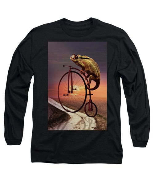 Road To Home Long Sleeve T-Shirt