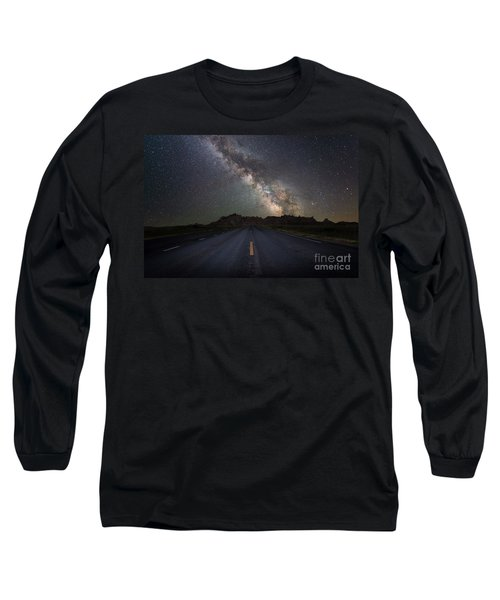 Road To The Heavens Long Sleeve T-Shirt