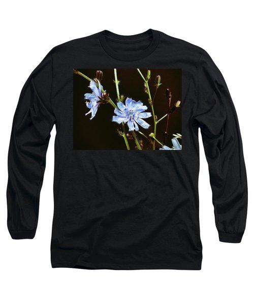 Roadside Flowers Long Sleeve T-Shirt