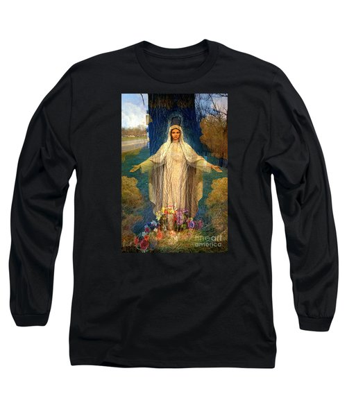 Roadside Madonna  Long Sleeve T-Shirt