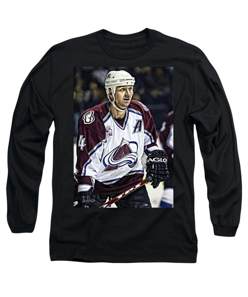 Rob Blake 1 Long Sleeve T-Shirt