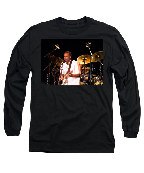 Robert Cray Long Sleeve T-Shirt