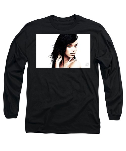 Robyn Rihanna Fenty Long Sleeve T-Shirt
