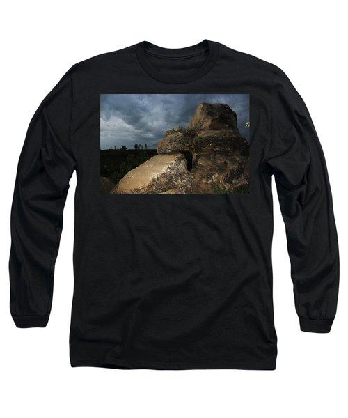 Roche Percee Peak Long Sleeve T-Shirt