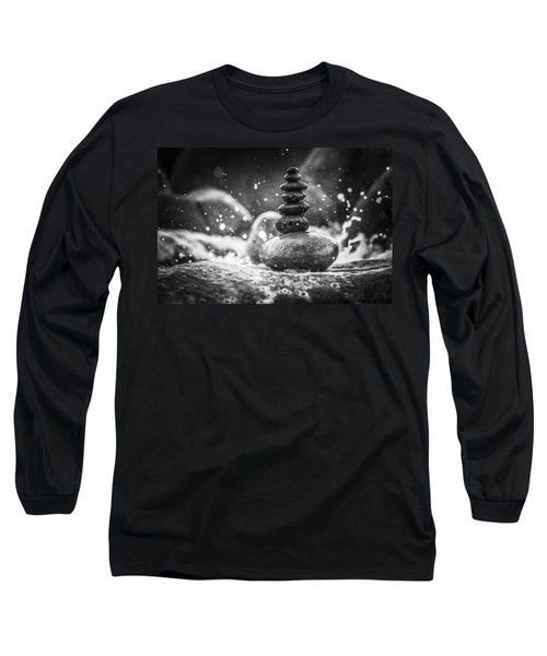 Rock Balance Long Sleeve T-Shirt