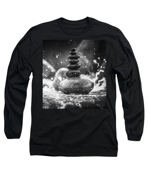 Rock Balance Long Sleeve T-Shirt
