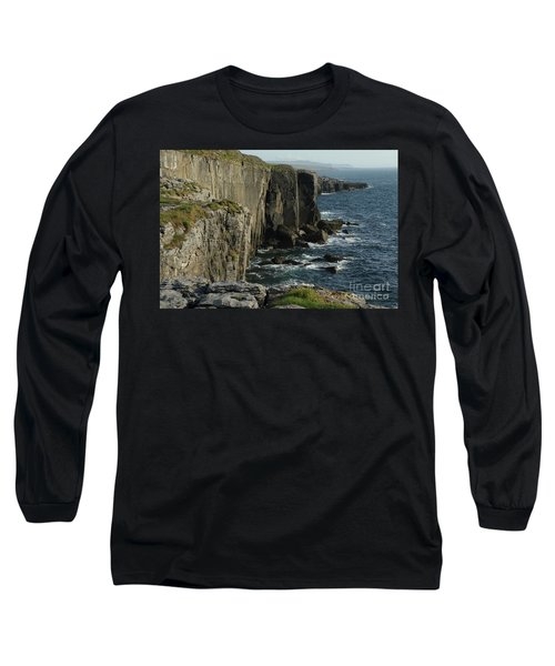 Rock Climbing Burren Long Sleeve T-Shirt