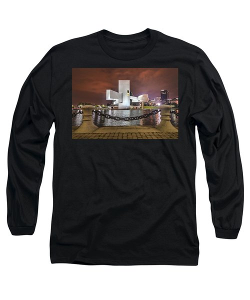 Long Sleeve T-Shirt featuring the photograph Rock Hall And The North Coast by Brent Durken