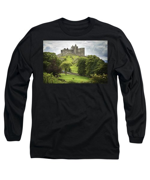 Rock Of Cashel Cashel County Tipperary Long Sleeve T-Shirt
