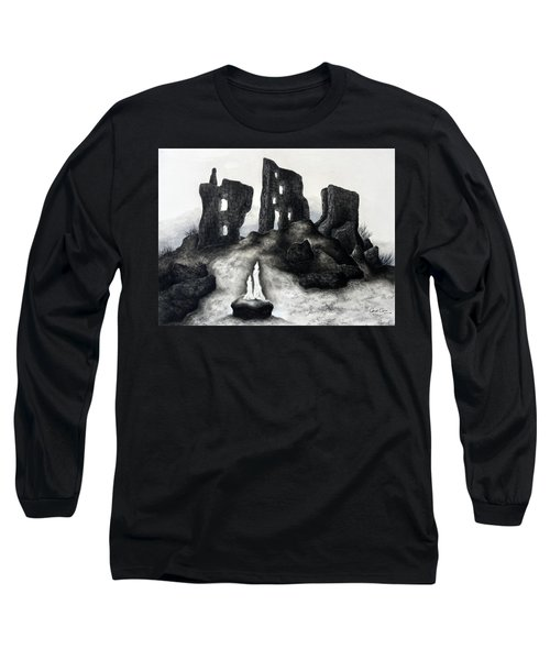 Rock Of The Candle Long Sleeve T-Shirt