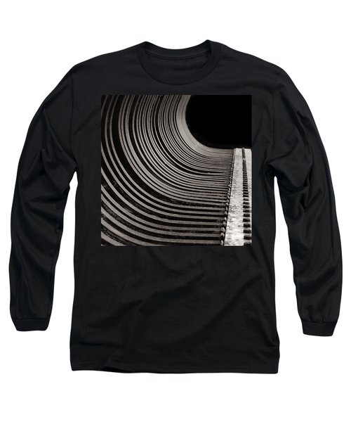 Long Sleeve T-Shirt featuring the photograph Rock Rake by Susan Capuano
