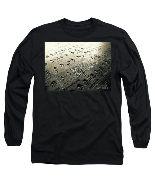 Rock Walk Long Sleeve T-Shirt by Gem S Visionary