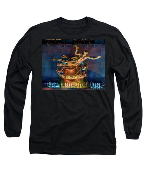 Rockefeller Bronze Long Sleeve T-Shirt