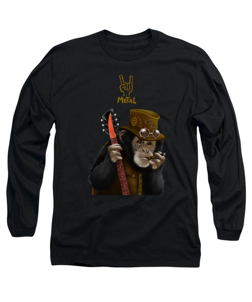 Rockers Of The Apes Long Sleeve T-Shirt