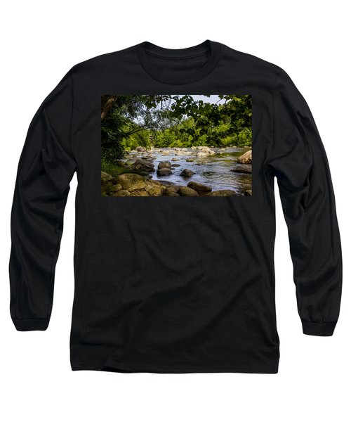 Rocky Broad River Long Sleeve T-Shirt