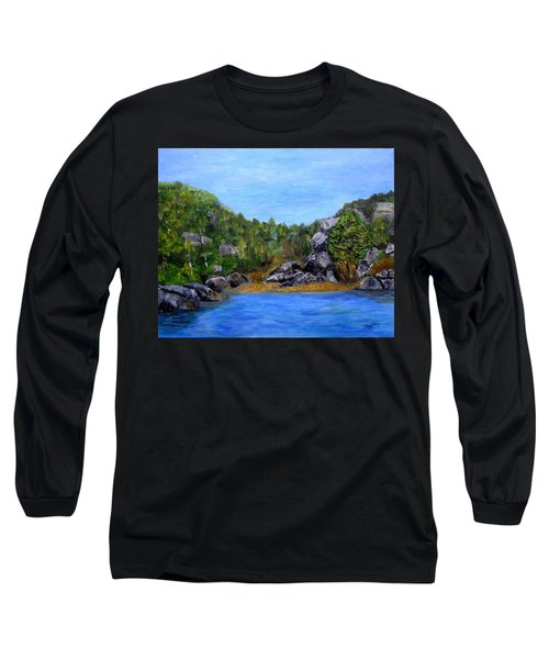 Rocky Cove Long Sleeve T-Shirt