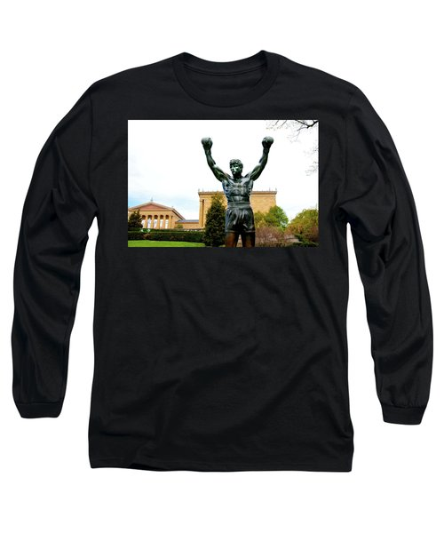 Long Sleeve T-Shirt featuring the photograph Rocky I by Greg Fortier