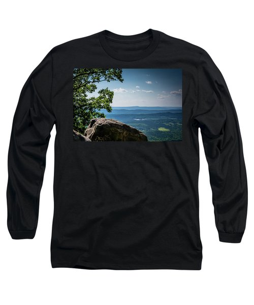 Rocky Perch Long Sleeve T-Shirt