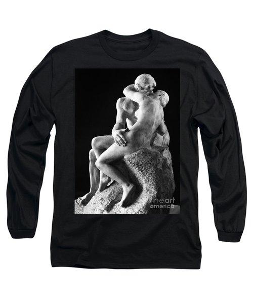 Rodin: The Kiss, 1886 Long Sleeve T-Shirt