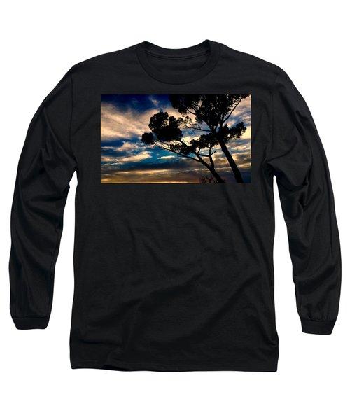 Roman Sunset Long Sleeve T-Shirt