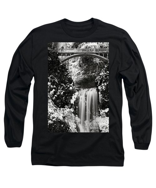 Romantic Moments At The Falls Long Sleeve T-Shirt
