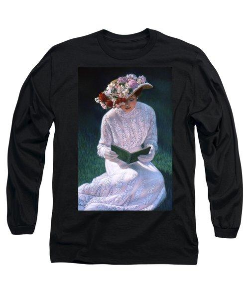 Romantic Novel Long Sleeve T-Shirt