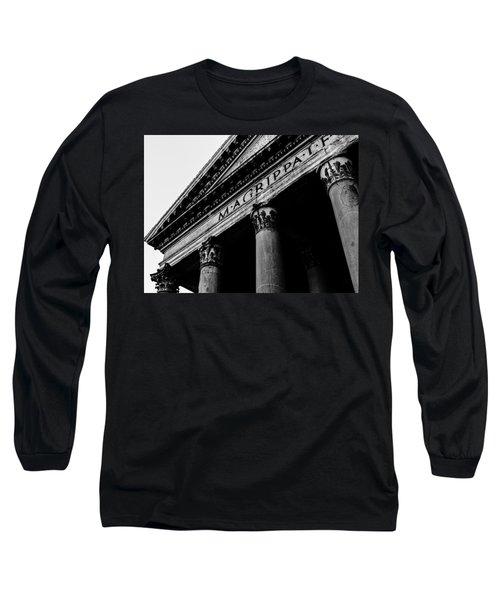 Rome - The Pantheon Long Sleeve T-Shirt