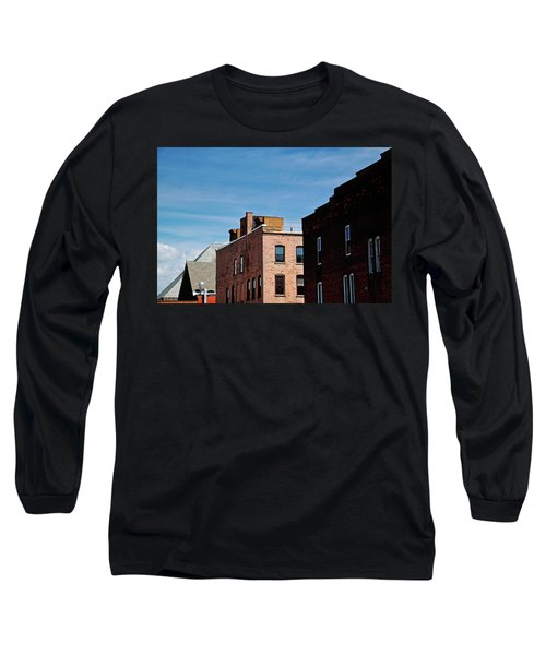 Rooflines No. 2 Long Sleeve T-Shirt