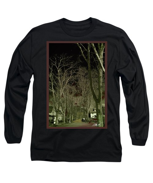 Roosevelt Avenue I Long Sleeve T-Shirt