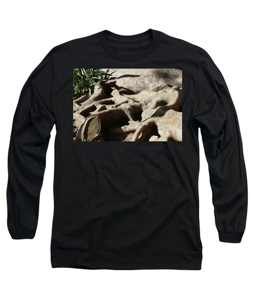 Roots And Graffiti Long Sleeve T-Shirt
