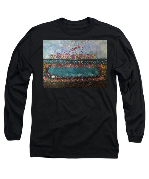 Roots And Wings Long Sleeve T-Shirt