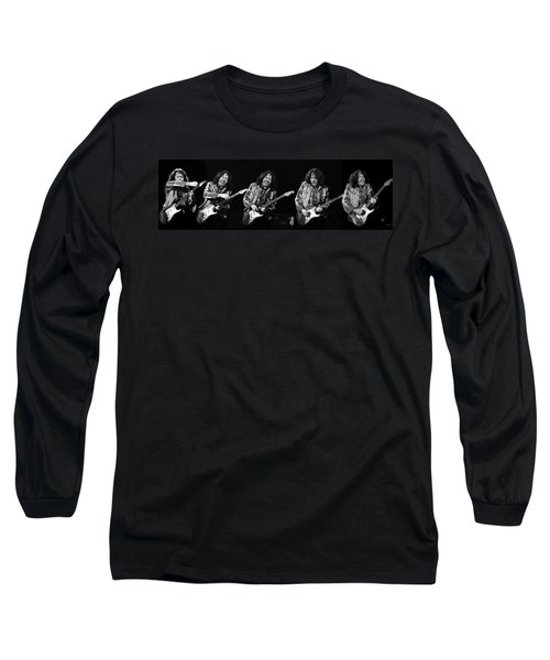 Rory Gallagher 5 Long Sleeve T-Shirt