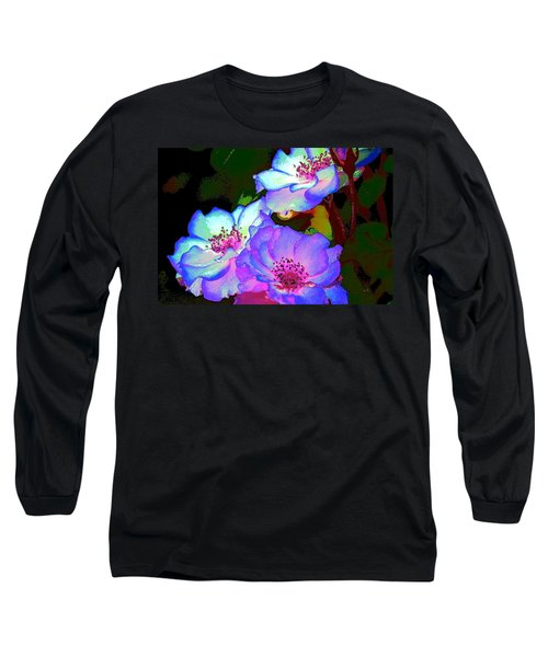 Rose 127 Long Sleeve T-Shirt