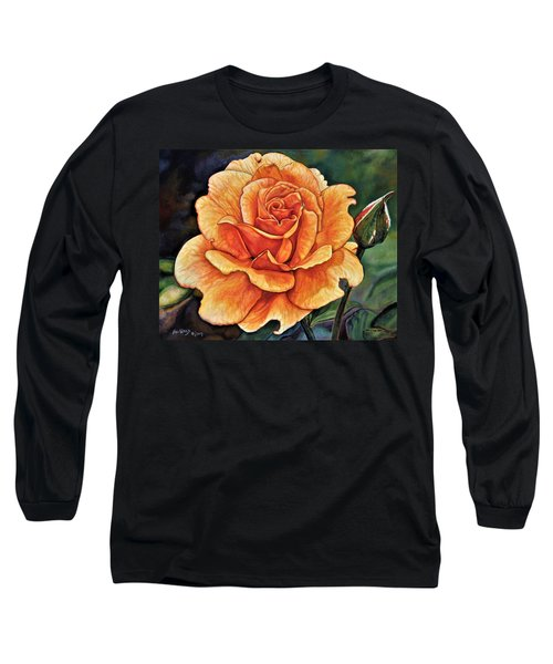 Rose 4_2017 Long Sleeve T-Shirt