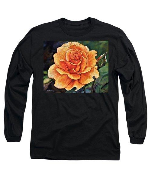 Rose 4_2017 Long Sleeve T-Shirt