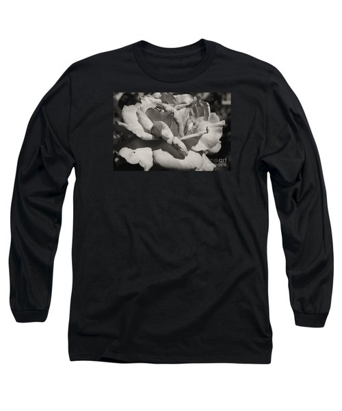 Rose Long Sleeve T-Shirt by Cassandra Buckley
