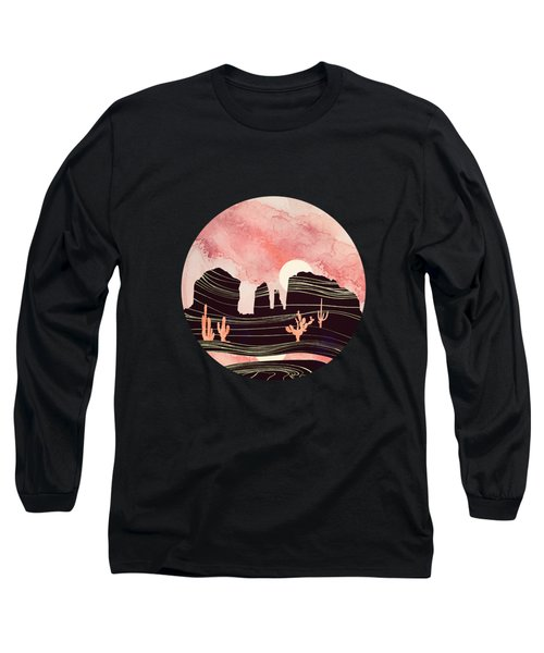 Rose Desert Long Sleeve T-Shirt