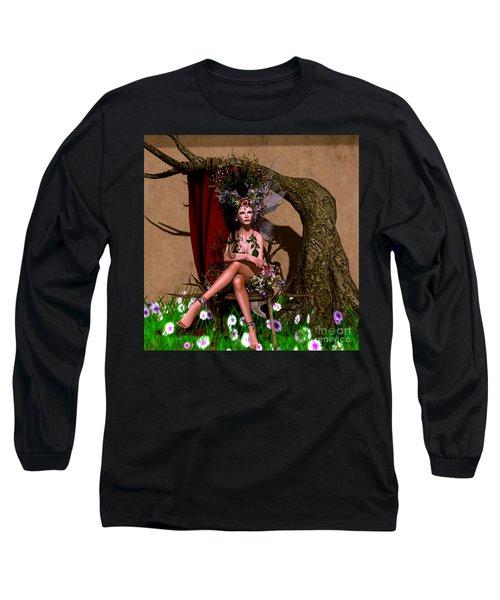 Rose Fae Long Sleeve T-Shirt