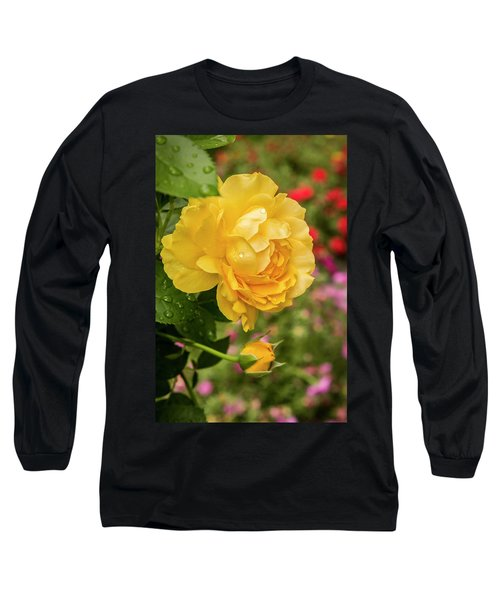 Rose, Julia Child Long Sleeve T-Shirt