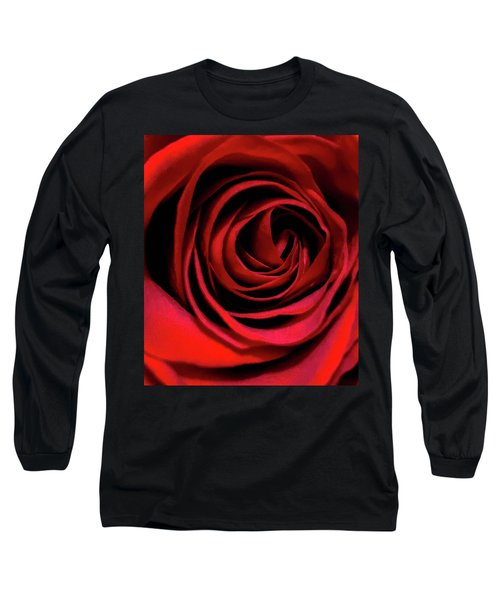 Rose Of Love Long Sleeve T-Shirt
