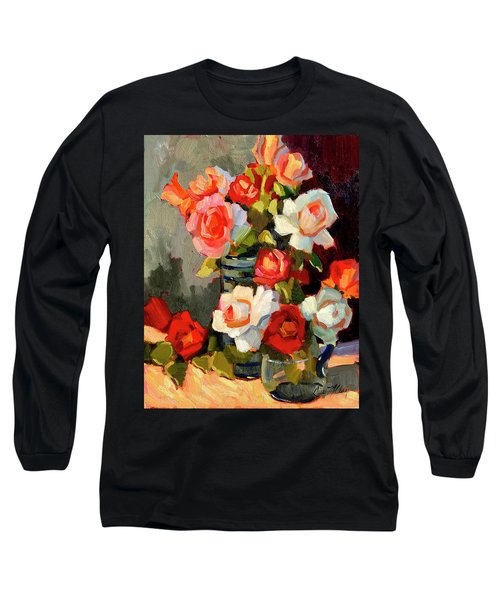 Roses From My Garden Long Sleeve T-Shirt