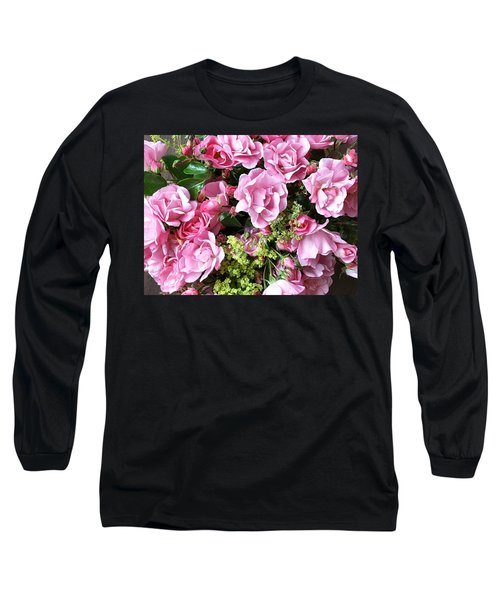 Roses From The Garden Long Sleeve T-Shirt