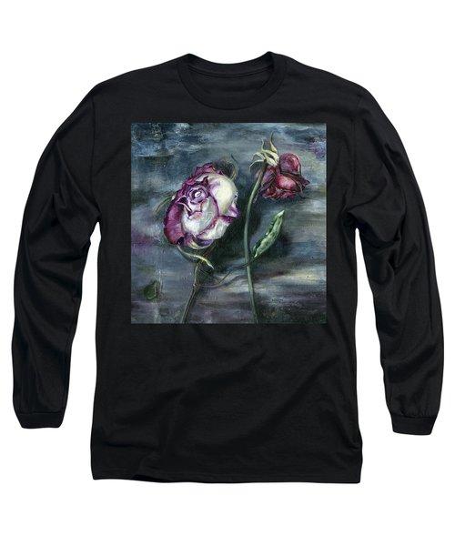 Roses Never Die Long Sleeve T-Shirt